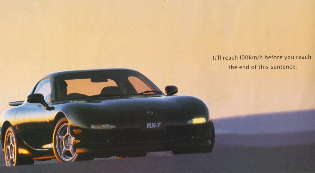 Rx 7 Fd Magazine Quotes Rx7club Com Mazda Rx7 Forum